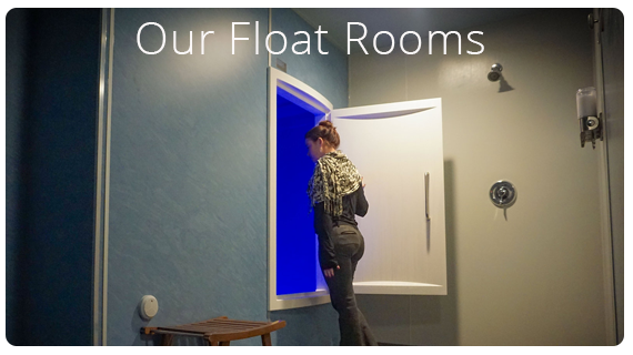 Our float rooms - Join us in our Ocean float rooms or our Float Pod room